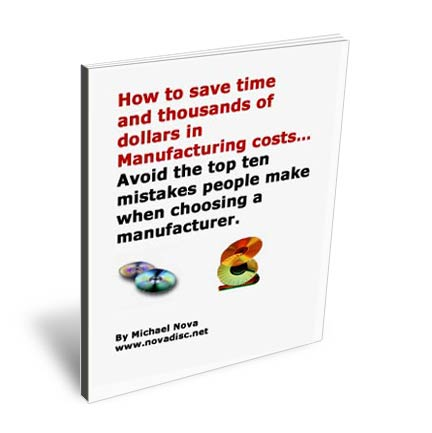 How to save time and thousands of dollars in manufacturing costs… Avoid the top ten mistakes people make when choosing a replicator.